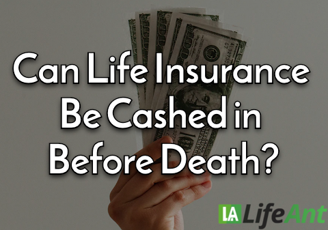 Can Life Insurance Be Cashed in Before Death?