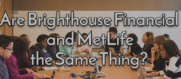 brighthouse financial and metlife