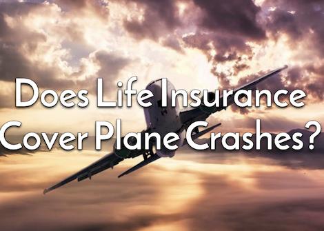 life insurance plane crashes