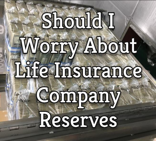 Life Insurance Reserves are Important