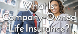 company-owned life insurance