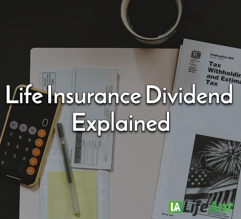 Life Insurance Dividend explained